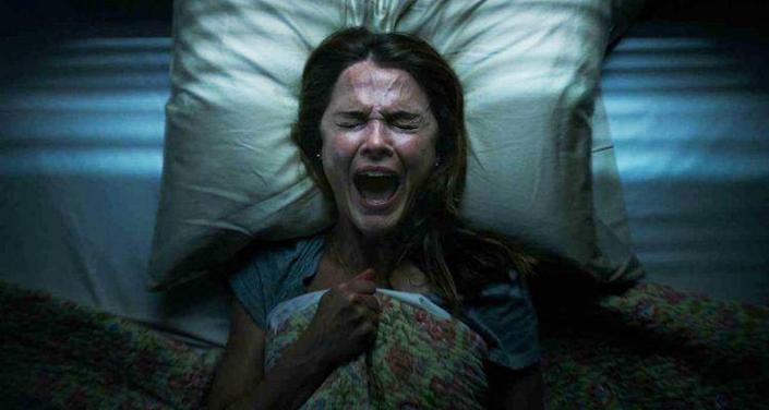 """<p><em>Antlers </em>looked like it was going to be one of 2020's most haunting horror movies, but, you guessed it, we had to have our own real-life horror movie with COVID and the movie's plans got stuck in the mud. We don't have a release date yet, but just the idea of Jesse Plemons and Keri Russell—both tremendous actors—giving a horror movie their all sounds amazing. </p><p>The movie is based on a <a href=""""https://www.guernicamag.com/the-quiet-boy/"""" rel=""""nofollow noopener"""" target=""""_blank"""" data-ylk=""""slk:2019 short story titled &quot;The Quiet Boy,&quot;"""" class=""""link rapid-noclick-resp"""">2019 short story titled """"The Quiet Boy,""""</a> and should center on a plot where a school teacher and a police officer become convinced that one of the teacher's students is concealing a horrific monster. Director Scott Cooper has jumped from genre-to-genre in his career (<em>Crazy Heart </em>is a country music drama (which won Jeff Bridges the Oscar), <em>Out of the Furnace </em>is a dark thriller, <em>Black Mass </em>is a mob/crime story, and <em>Hostiles </em>is a western) and now he's taking his go at horror. </p>"""
