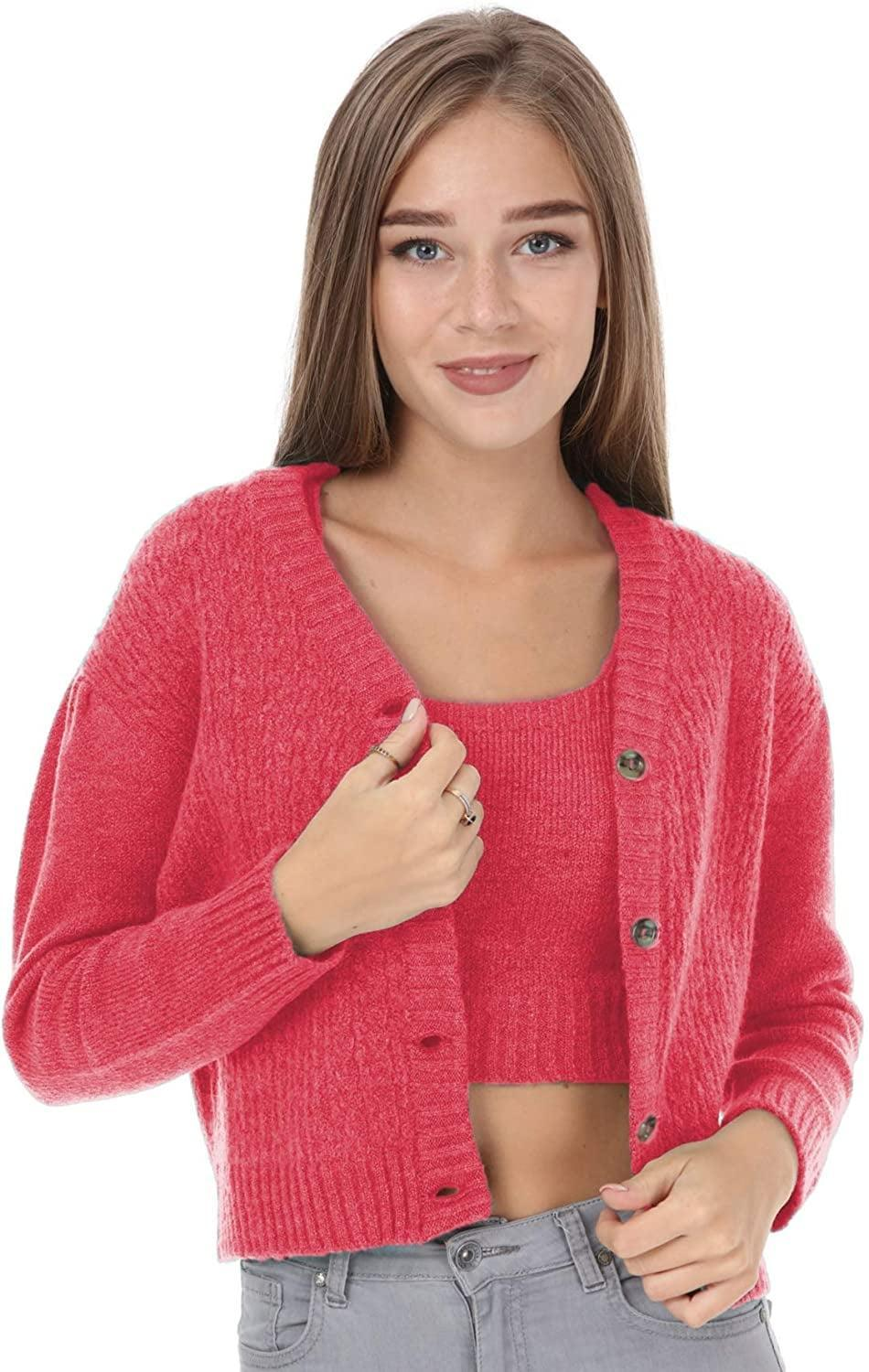 <p>This trending <span>Beneliza Cardigan Set</span> ($30) comes in several colors.</p>