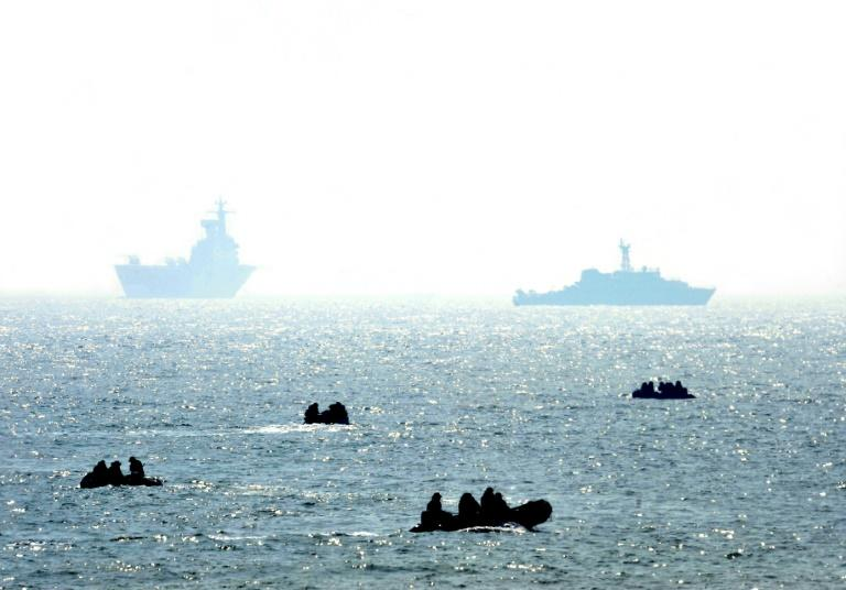 The 2010 sinking of the Cheonan sparked a search for off South Korea's Baengnyeong island, near the border with the North