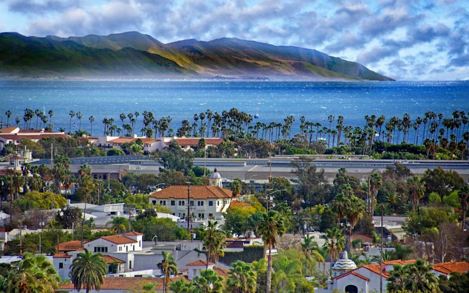 Santa Barbara, known for its historic architecture and pristine ocean views, is just an hour's drive to LA