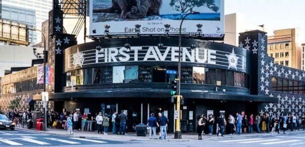 PHOTO: For decades, First Avenue in Minneapolis has been a hothouse for Midwestern talent, helping foster breakout acts from Lizzo and Playboi Carti to Chromeo. (First Avenue)