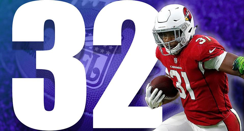 <p>As a whole the Cardinals looked better with Josh Rosen at QB, and a game at San Francisco next week gives them a decent shot at a win. (David Johnson) </p>
