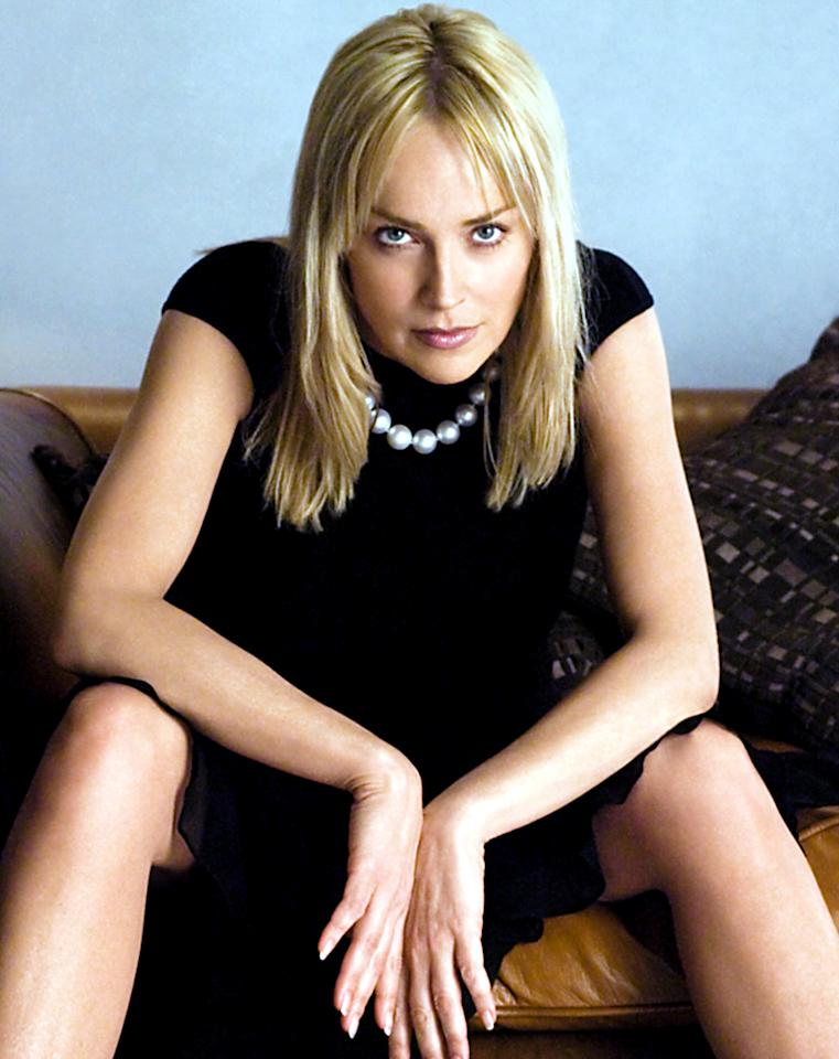 "Sharon Stone ""Basic Instinct 2"""