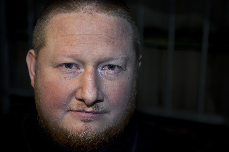 Morten Storm, the Dane who claims he works as undercover agent among radical Muslims poses for a photo in Copenhagen on Thursday, Jan. 10, 2013. Storm, 37, claims in a new book and an interview with The Associated Press that he worked for six years as an informant for the CIA, Britain's MI5 and MI6 and Denmark's security service, PET. (AP Photo/ Johnny Frederiksen)