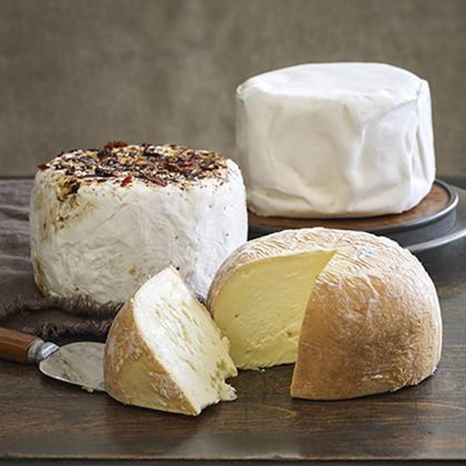 "<p><strong>Cowgirl Creamery</strong></p><p>goldbelly.com</p><p><strong>$70.00</strong></p><p><a href=""https://go.redirectingat.com?id=74968X1596630&url=https%3A%2F%2Fwww.goldbelly.com%2Fcow-girl-creamery%2Fclassic-cowgirl-cheese-collection&sref=https%3A%2F%2Fwww.delish.com%2Fkitchen-tools%2Fcookware-reviews%2Fg33322219%2Fbest-places-to-order-cheese-online%2F"" rel=""nofollow noopener"" target=""_blank"" data-ylk=""slk:BUY NOW"" class=""link rapid-noclick-resp"">BUY NOW</a></p><p>If you've ever sought out certified organic cheese, you may have noticed it's actually pretty difficult to come by. However, this California creamery goes the extra mile by selling a creamy, delicious brie that's certified organic.</p>"