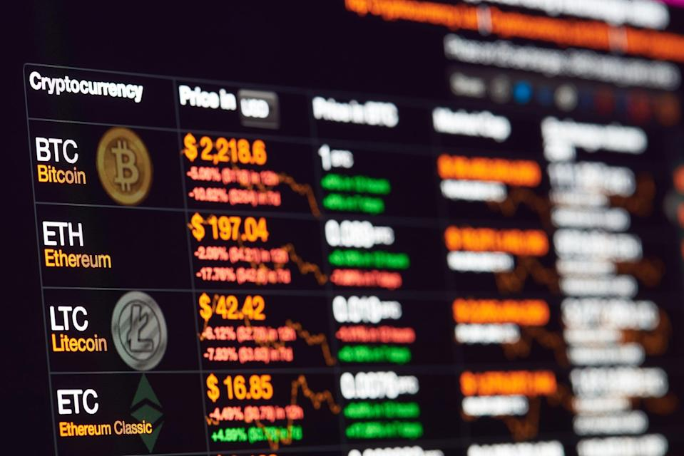 Binance's chief executive said the majority of the 4 million accounts he oversees are largely male customers with an average age of 25-35 (Shutterstock)