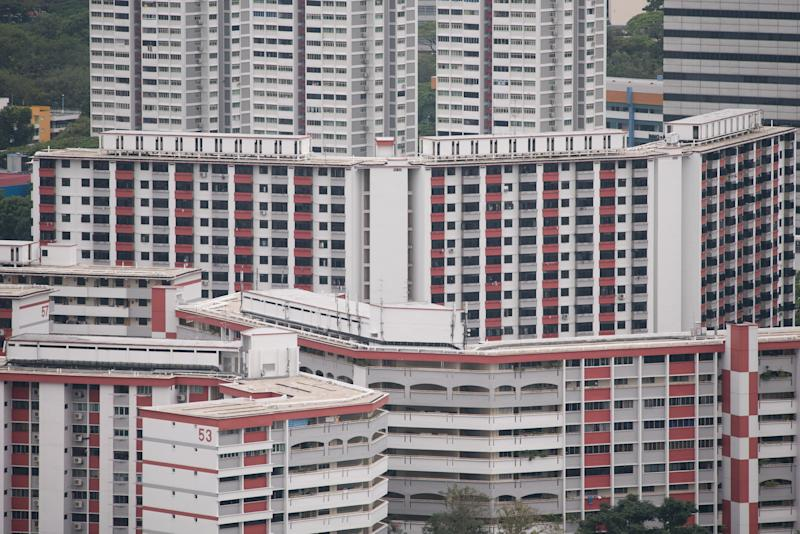HDB flats Lengkok Bahru (Yahoo News Singapore file photo)