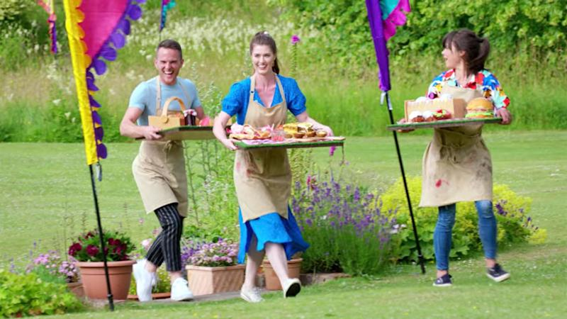 The Great British Baking Show finale recap: Life is a picnic