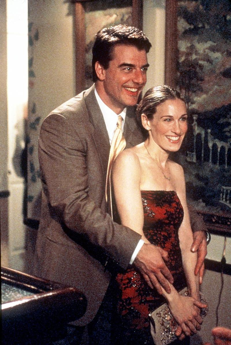 Mr. Big and Carrie Bradshaw