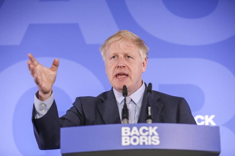 Boris Johnson Refuses To Comment On Proroguing Parliament