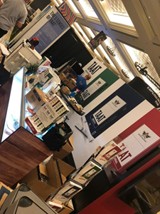 In its booth at The HQ Event this week in Las Vegas, the Company showcased its lineup of TAAT™ products in Original, Smooth, and Menthol to buyer attendees of the show. Votes from buyers resulted in TAAT™ winning first place for new products at the event, and second place for all products.