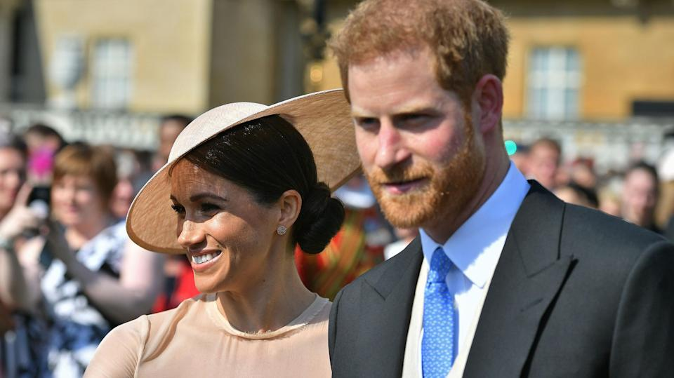 Prince Harry and Meghan have a few days off between their royal engagements at the Invictus Games in October. Source: Getty