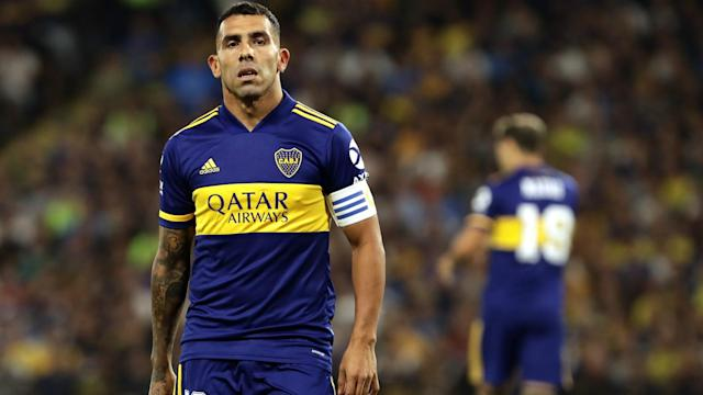 Carlos Tevez Boca Independiente Superliga 26012020