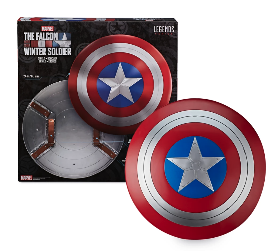 Captain America Shield Collectible