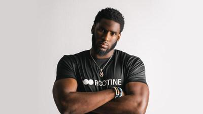 NFL defensive standout Brian Burns partners with Rootine