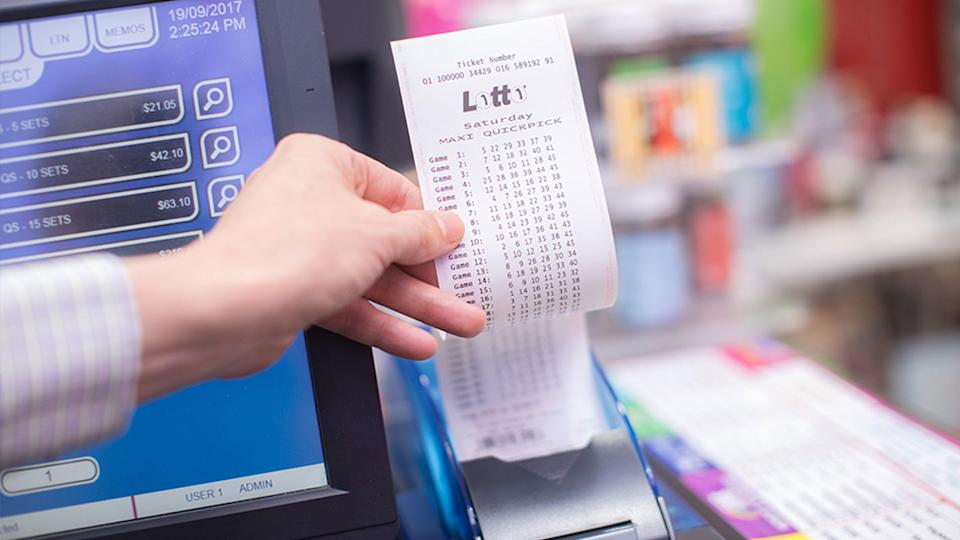A woman from Campbelltown has won $3 million in Saturday Lotto, initially thinking she had just won $3000. Source: The Lott