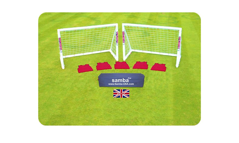 Samba Soccer Set (Photo: Walmart)