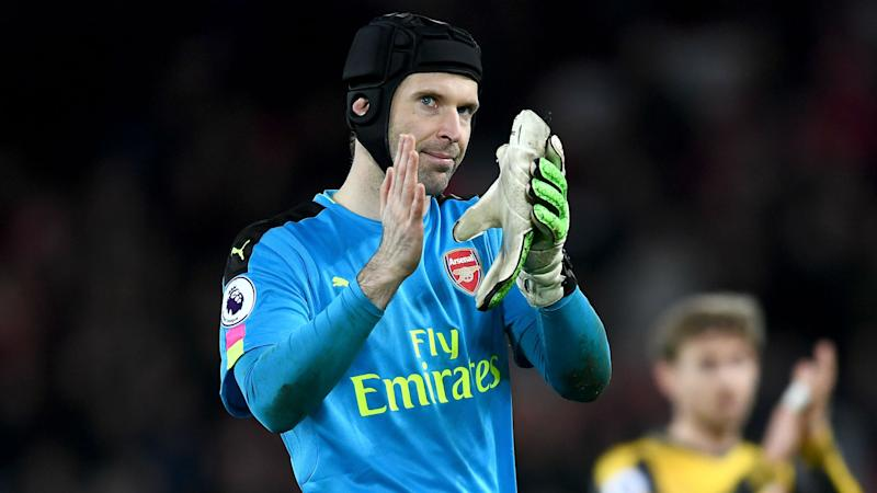 Cech wins Czech Footballer of the Year for ninth time