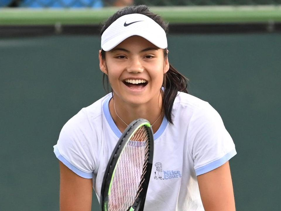 Emma Raducanu returns to action on Friday at Indian Wells  (USA TODAY Sports)
