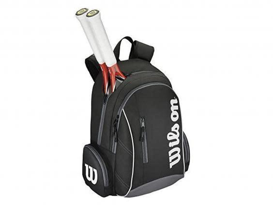 Keep all your tennis gear safe and dry with a kit bag (Amazon)
