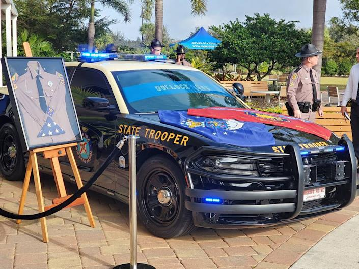 Funeral services for Florida Highway Patrol Trooper Joseph Bullock, who was shot to death in the line of duty last week, are Thursday in Bradenton and Sarasota. He was born in Pennsylvania but raised in Sarasota County.