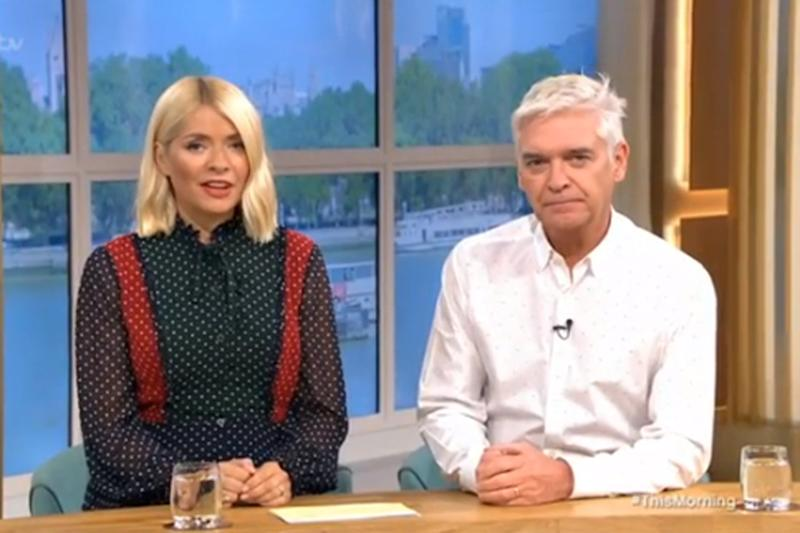 ITV / This Morning