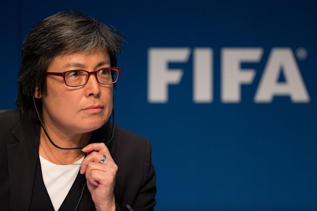 FIFA should be listening to prominent advocates for the women's game like Moya Dodd, not ignoring them. (Getty)