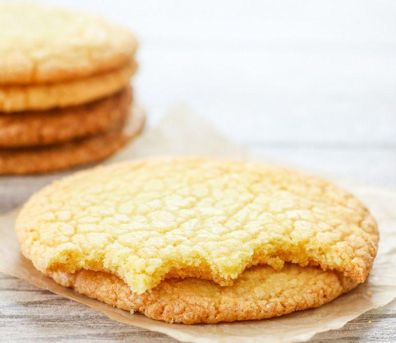 "<p>When you think of Iowa, you probably picture fields of swaying corn stalks. Even in more urban parts of the state, people can get on board with subtly sweet corn cookies.</p><p>Get the recipe from <a href=""https://kirbiecravings.com/2014/11/momofukus-corn-cookies.html"" rel=""nofollow noopener"" target=""_blank"" data-ylk=""slk:Kirbie's Cravings"" class=""link rapid-noclick-resp"">Kirbie's Cravings</a>.</p>"