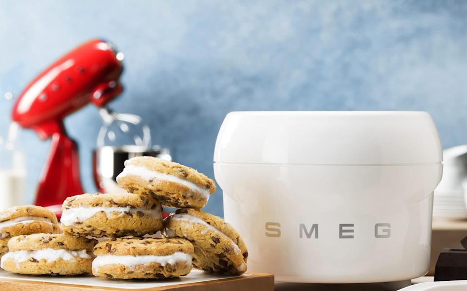 Smeg ice cream maker