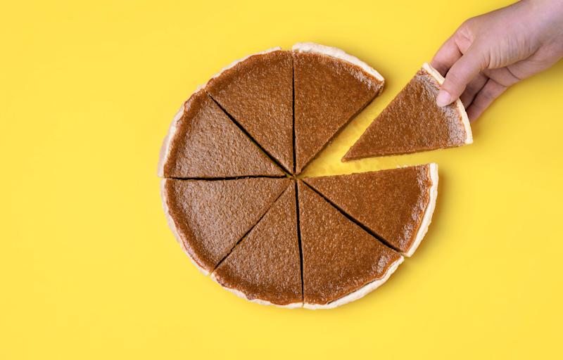 This is the only good kind of pie chart. (Photo: Say-Cheese via Getty Images)
