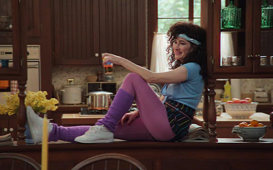 Kathryn Hahn got to 'hambone it' in WandaVision - Disney