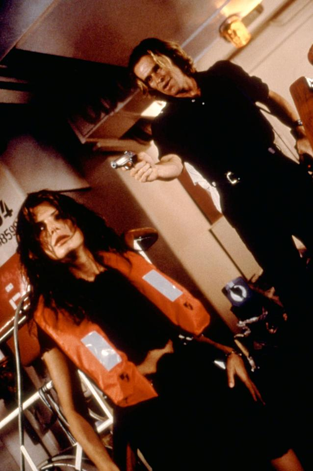 <strong>Sandra Bullock - Speed 2: Cruise Control (1997)</strong><br><br>Bullock aced her role as Annie in the original Speed but couldn't steer this sequel out of trouble. She had fair warning though: Be worried when you're starring in a movie that Keanu Reeves turned down.