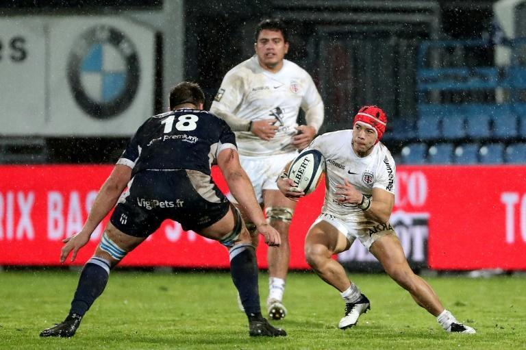 Cheslin Kolbe has scored 31 tries in 77 Toulouse appearances since joining the French club in 2017