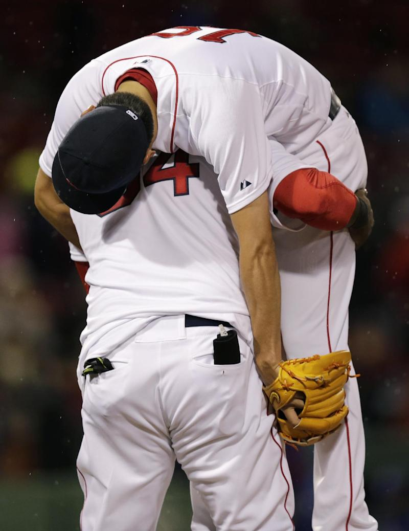 Red Sox honor ties with Japan at Fenway Park