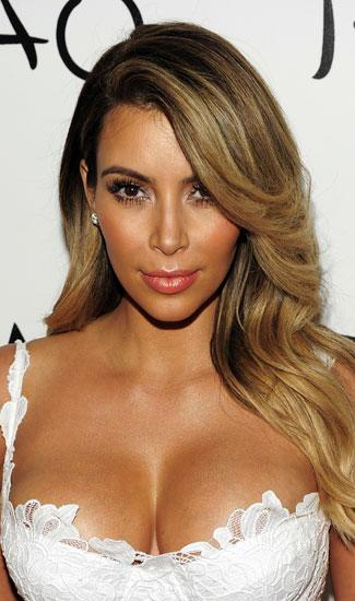 Kim Kardashian Undergoes Laser Surgery To Remove Stretch Marks From Her Breasts