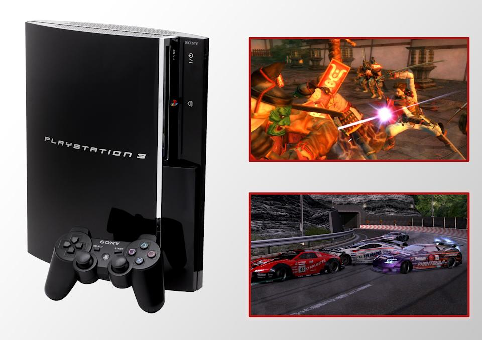 Sony's current-generation system is thriving now, but its early days were rocky. In addition to sticker shock over its $600 asking price, gamers were faced with a seriously uninspired set of games. Resistance: Fall of Man was the one bright spot, but it wasn't anywhere near good enough to make up for instantly forgettable games like Genji: Days of the Blade and Untold Legends: Dark Kingdom.