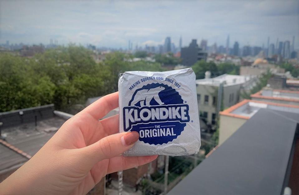 <p>North Carolinians might be willing to do a lot for a Klondike Bar — it ranked first as the state's most popular ice cream truck dessert. </p>