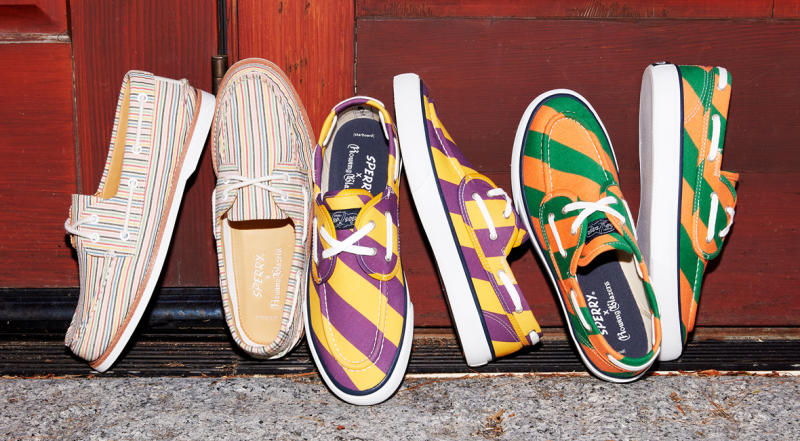 Sperry offers 15 percent off. (Photo: Sperry)