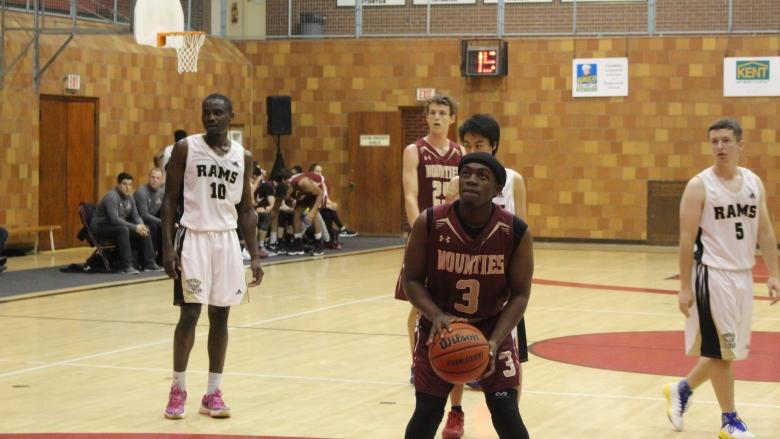 From brain injury to basketball: Michael Otoo returns to the sport he loves