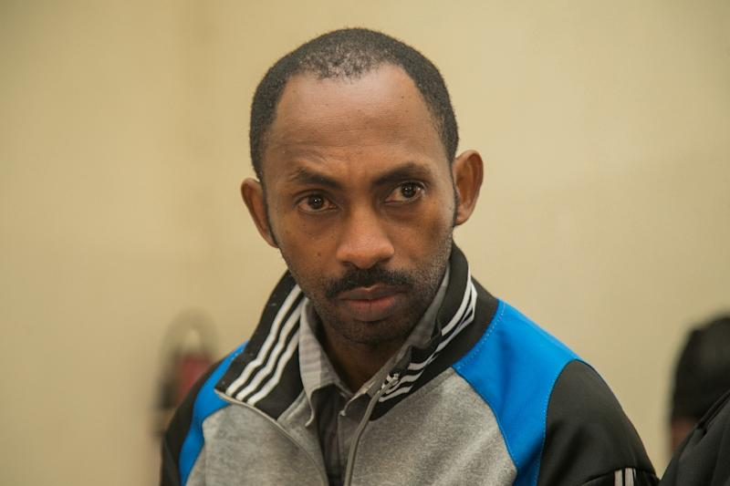Callixte Nsabimana pleaded guilty at trial to terrorism and to spying for Burundi and Uganda
