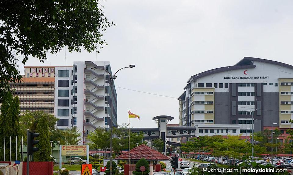 Hospital resources redistributed out of Klang Valley as Covid-19 epicentre shifts