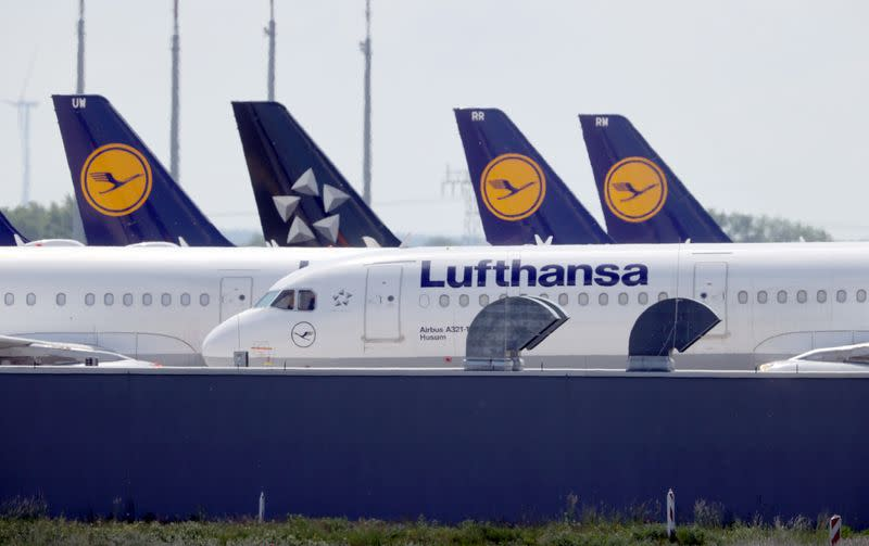 German official sees Lufthansa bailout in reach, demands fairness