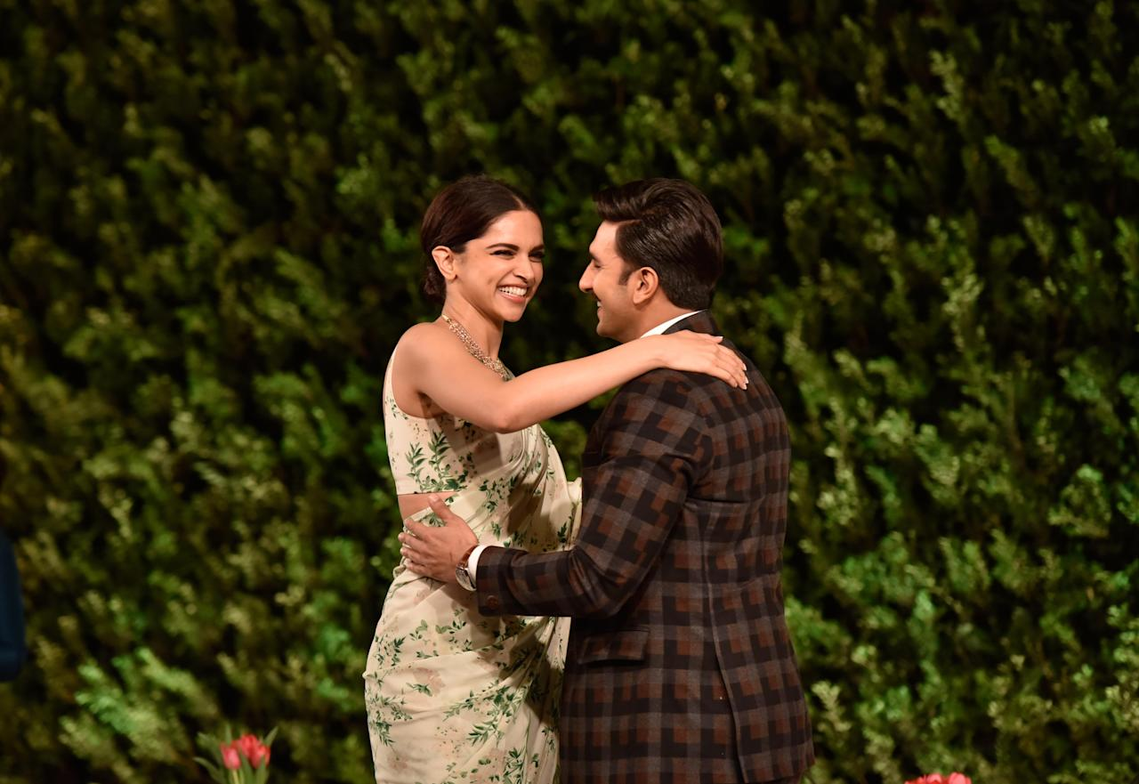<p>Ranveer was never shy of giving the world a peek into matters of the heart. He even told Times of India, 'It's good. It's rocking. I love being in love. It's the best feeling in the world. I have never felt like this before.' </p>