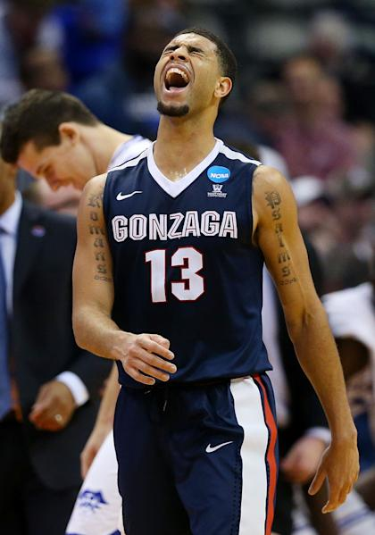 Josh Perkins of the Gonzaga Bulldogs (Photo by Justin Edmonds/Getty Images)