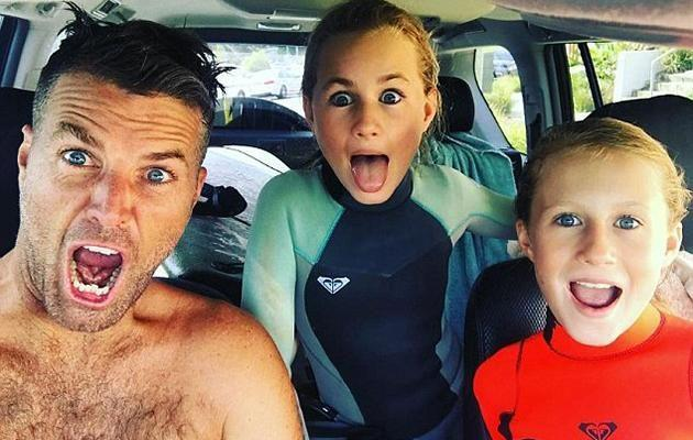 Paleo Pete and Nicola Robinson married early 2016. Source: Instagram