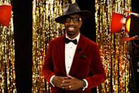 <p>JB Smoove makes an appearance during the 12th Annual African American Film Critics Awards in Los Angeles on Wednesday.</p>