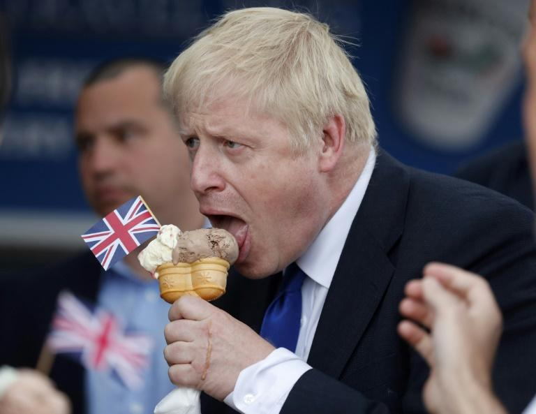 Boris Johnson, Conservative MP and favourite to become Britain's next prime minister (AFP Photo/Frank Augstein)
