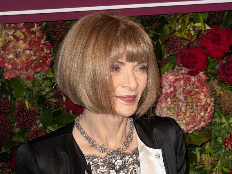 Anna Wintour fine with re-gifting of presents