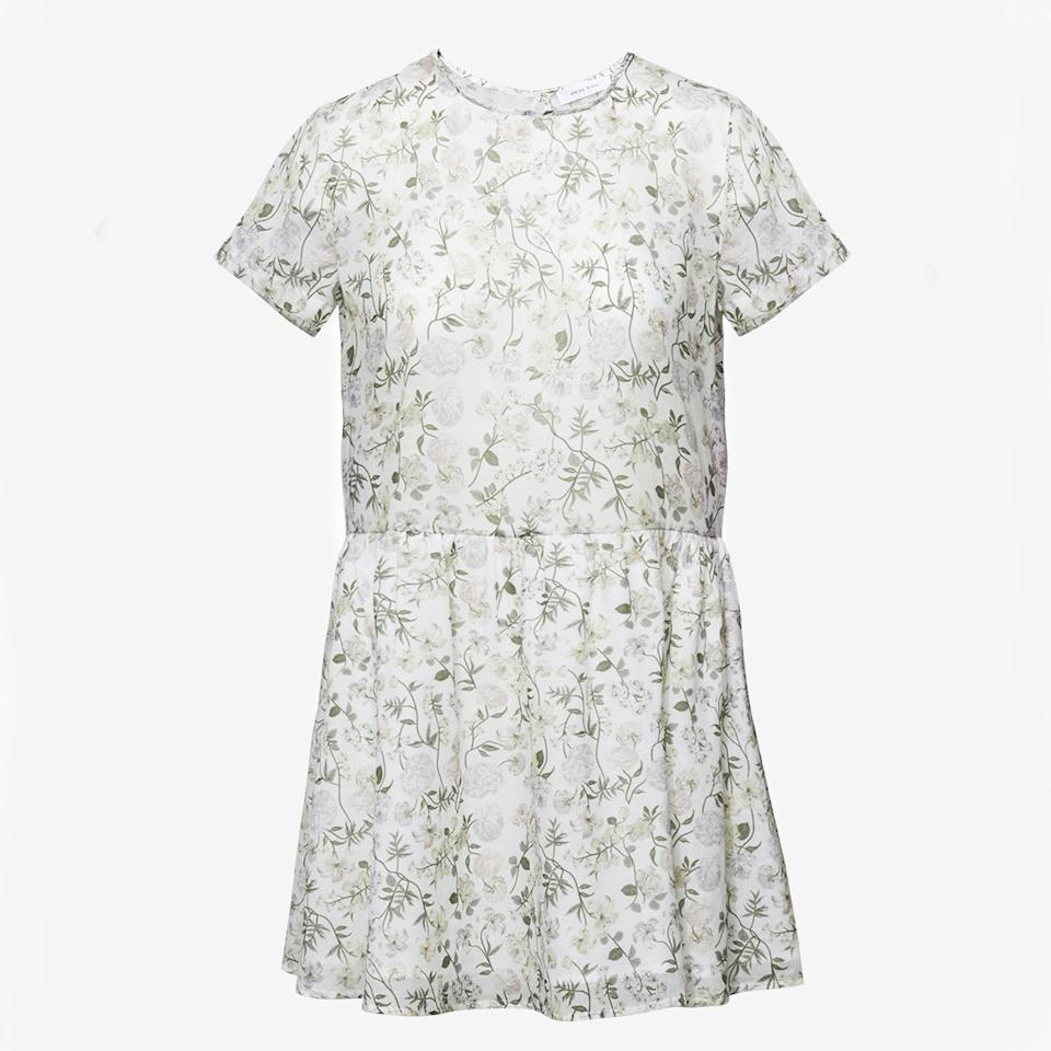 """<p><em>Anine Bing Floral cotton dress, $199. <a rel=""""nofollow"""" href=""""https://www.aninebing.com/collections/dresses-1/products/floral-cotton-dress-1?mbid=synd_yahoostyle"""">aninebing.com</a>.</em></p>"""
