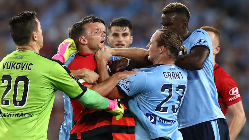 Sydney FC reject accusations of hijacking Western Sydney Wanderers themed domain name